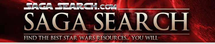 Saga Search - Sear Wars Search Engine